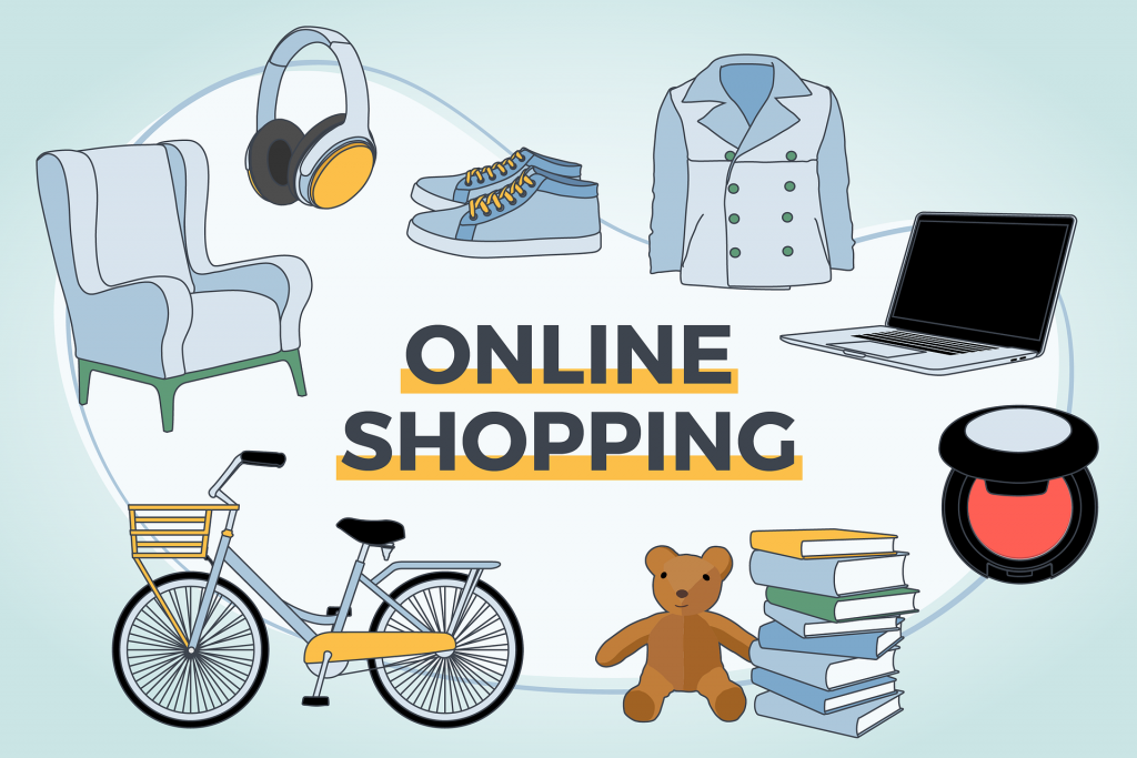 ecommere online shopping